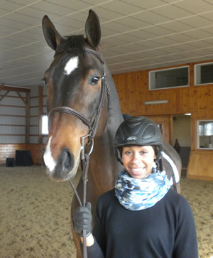 emily young horse trainer frederick maryland